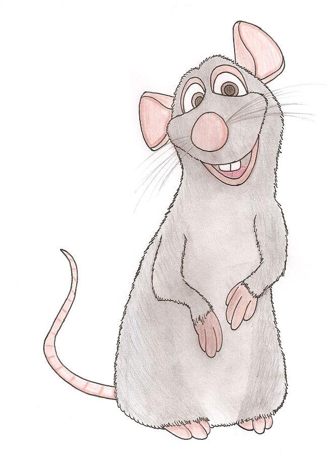 ratatouille ratte