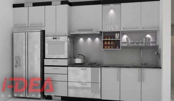 Modular Kitchen Cabinets, How Much Kitchen Cabinet Philippines