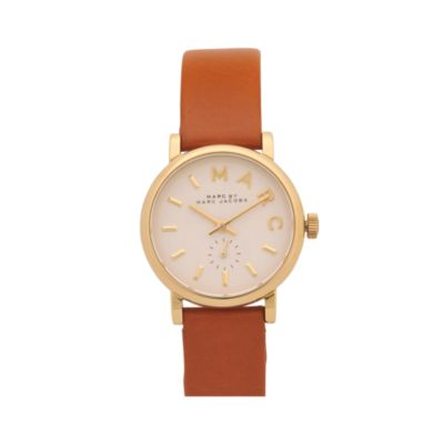 marc by marc jacobs baker mbm1317 watch #marcjacobs #watch #accessories #jewelry #designer #covetme