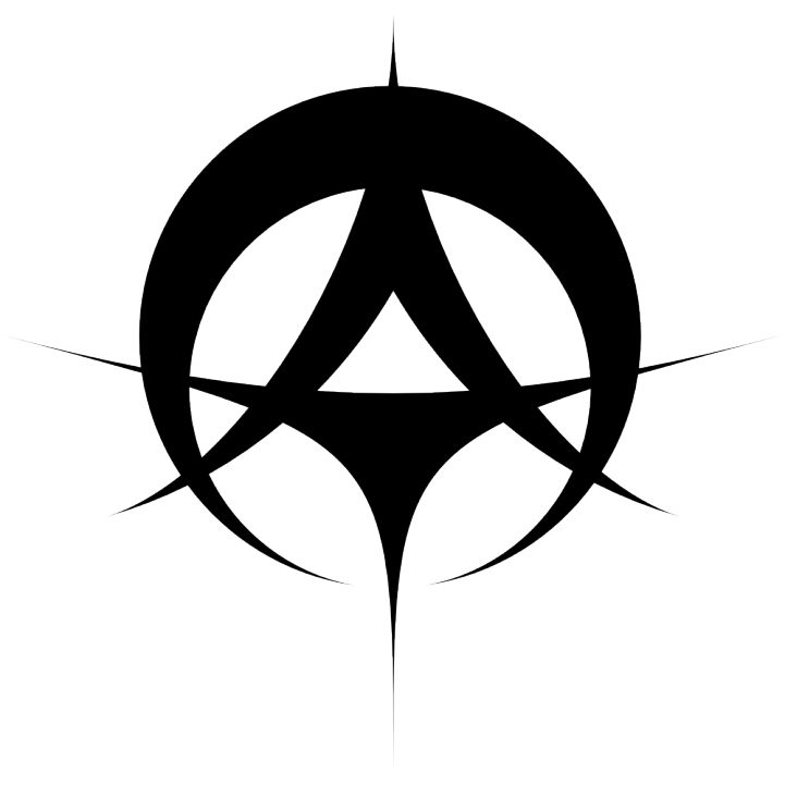 At the moment is the most popular atheist symbol in Latin cultures (http://zi.ma/Universal-Atheist-Symbol) and it is starting to be used by other languages like English for example.