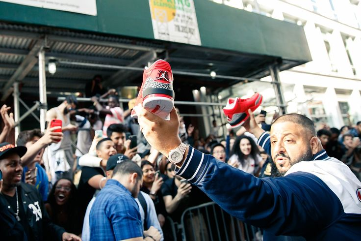 DJ Khaled was 'Suffering From Success,' and now he's 'Grateful.' Here's an exclusive look at his Air Jordan 3.
