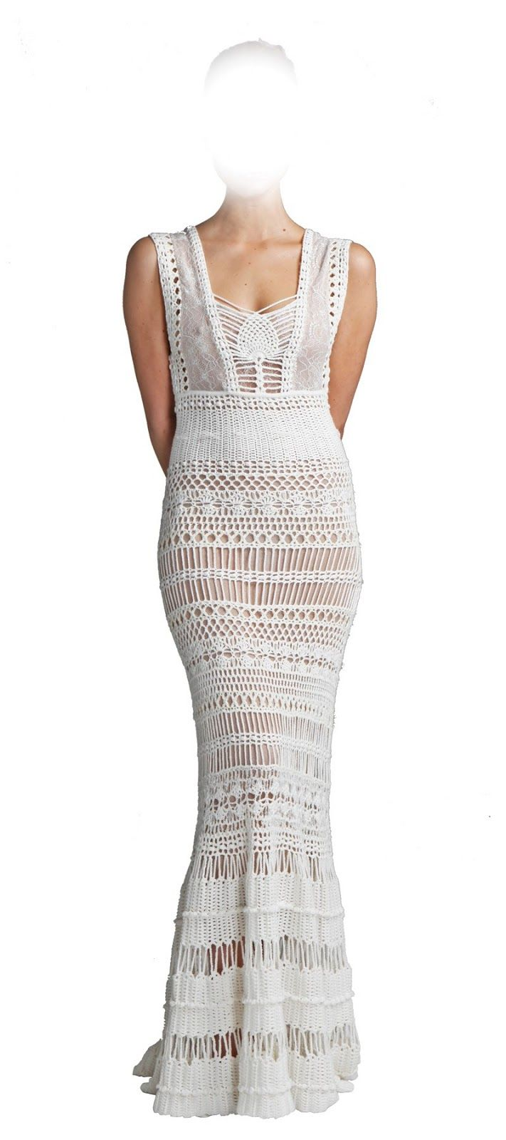 Go-Go-Gorgeous Crochet Dress!