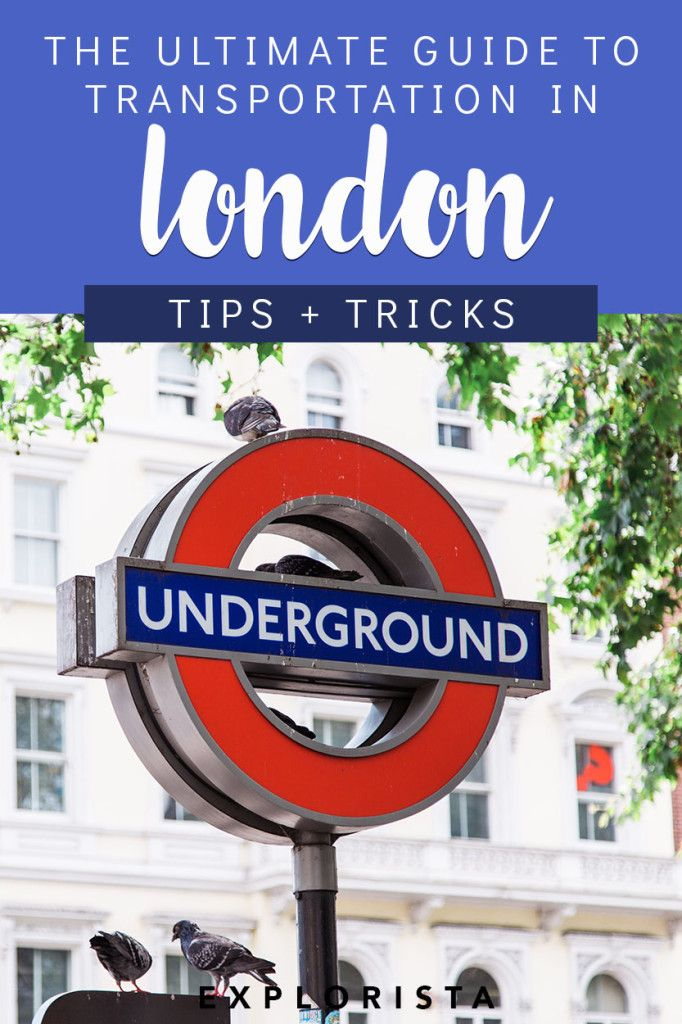 Want to save a little while you travel in London, England? From the Oyster card to the Tube to buses and more, here's your guide to London public transportation. #london #england #unitedkingdom