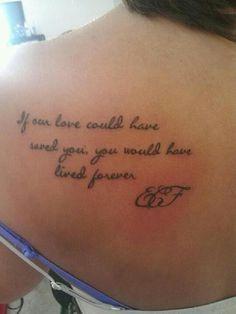 grandparents tattoo | Grandparents Tattoo on Pinterest