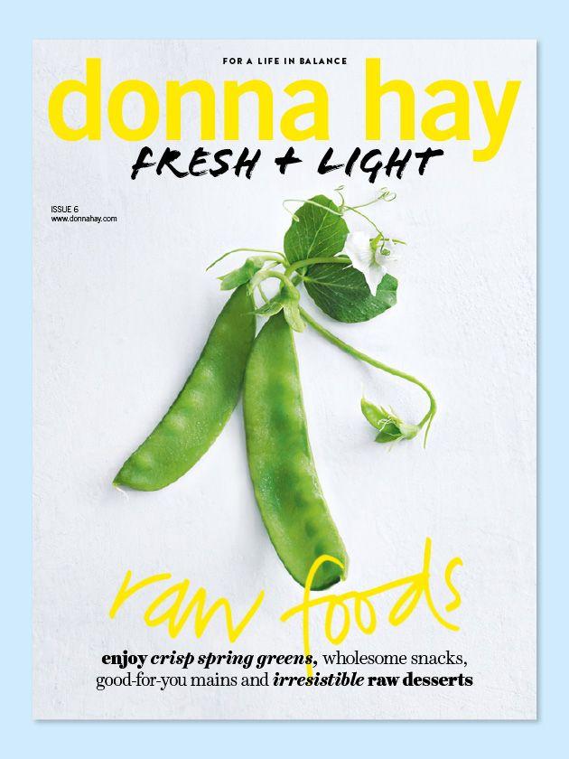 Fresh + Light issue 6 | donna hay