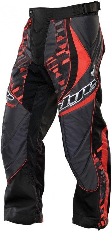 Dye C13 Pants - Cubix Red | Paintball Gear Canada