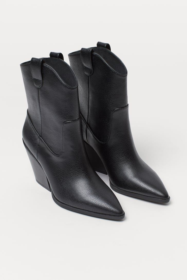 H M Is Making Some Seriously Cute Shoes For Fall All Under 70 Boots H M Boots Cute Shoes