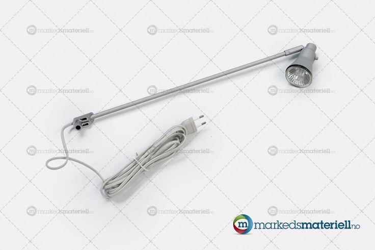 Rollup Lampe, Roll up Lampe, Roll-Up Lampe, Rollups Lampe, Roll-ups Lampe - Markedsmateriell.no Til alle vår Rollup leverer vi nå også en praktisk og smart halogen lampe som lett klipses på på toppen av Rollup'en.