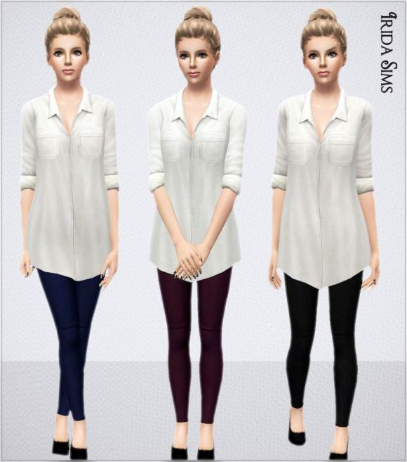 KENZO – Clothing at Irida Sims 3 – Social Sims
