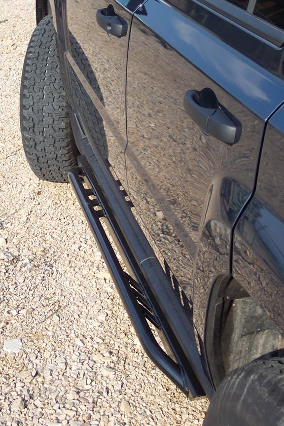 Patriot Rock Sliders: Protect Your Jeep with Patriot Rock Sliders