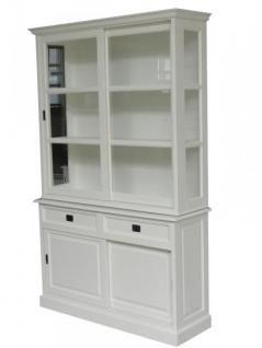 Großer Shabby Chic Landhaus Stil Schrank mit 2 Türen und 2 Schubladen - Buffetschrank - Schrank Esszimmer bei Demotex GmbH kaufen (Yatego Produktnr.: 526cd986e96c1)