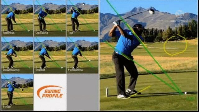 #golf #training #aid #sports #NewZealand  For more details call us +649 5230080 or visit: www.swingprofile.com/golf-training-aids