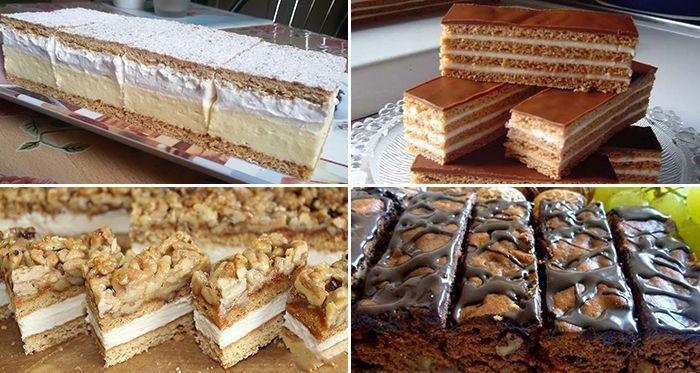 Medové zákusky a dezerty sú ideálne na rôzne oslavy alebo sviatky. S dobrým medovým koláčom nič nepokazíte. Zozbierali sme pre vás 13 najlepších receptov, z ktorých si určite vyberiete.