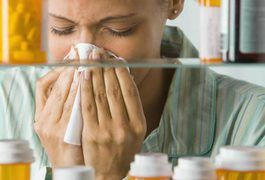 A sinus infection is the inflammation of the sinus cavity due to a virus, bacteria or fungus, according to MedlinePlus. Sinusitis causes sinus pressure, congestion, a low-grade fever, thick nasal discharge, body chills and sinus headaches and is commonly treated with over-the-counter medications or antibiotics if considered bacterial. Although...