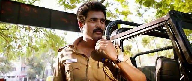 Collections everything: Kaaki Sattai sivakarthikeyan comedy police entry n...