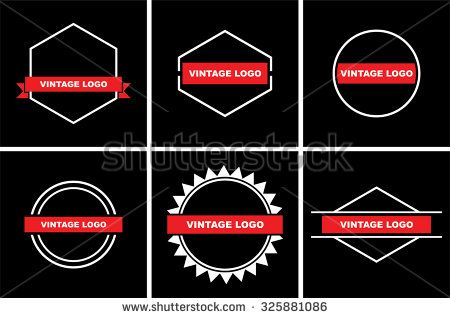 vintage logo badge ( download link )