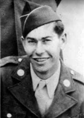 Sgt Day G. Turner, Company B, 319th Infantry, 80th Infantry Division, Dahl, Luxembourg, 8 January 1945. Medal of Honor.