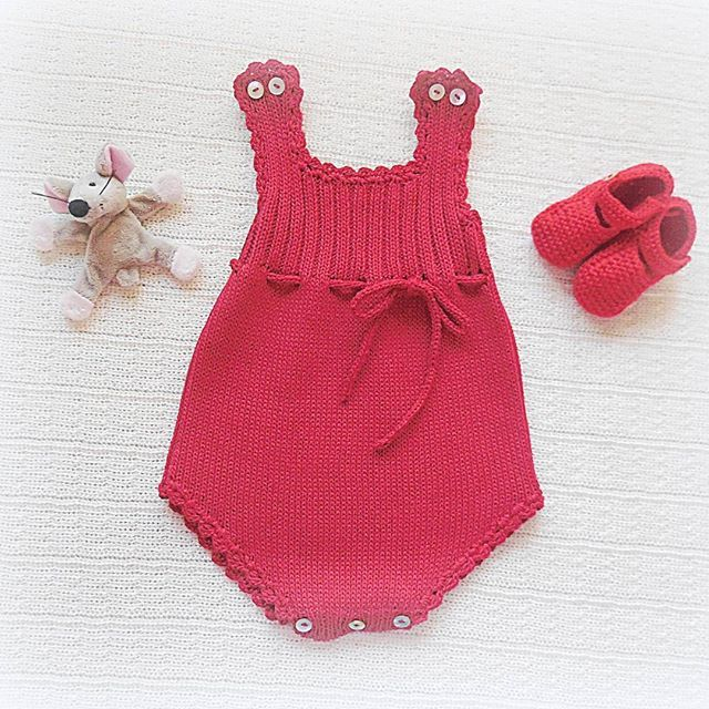 #baby #babyclothing #babyclothes #redromper #cotton #babyromper #romper…