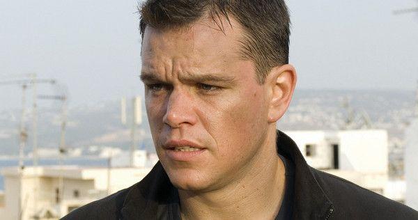#MattDamon Reveals 'Bourne 5' Story Details