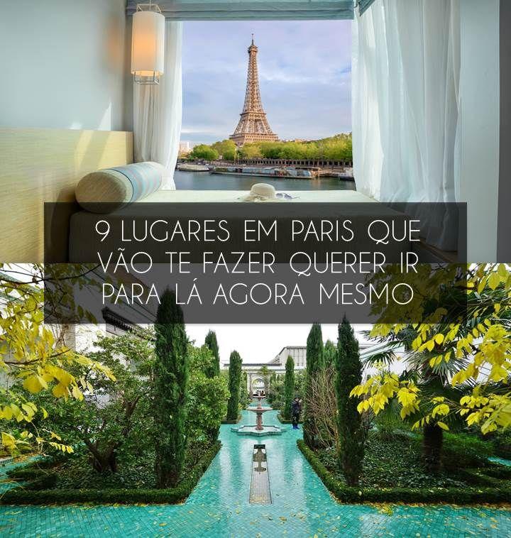 Tire da cabeça que Paris é destino apenas para os casais apaixonados: a cidade-luz conta com roteiros incríveis para todos os tipos de viajantes! Não é à toa que muita gente se encanta ao conhecer o local pela primeira vez, afinal, são tantos lugares charmosos, passeios culturais e lugares espetaculares que fica difícil não se apaixonar por Paris e querer voltar diversas vezes!