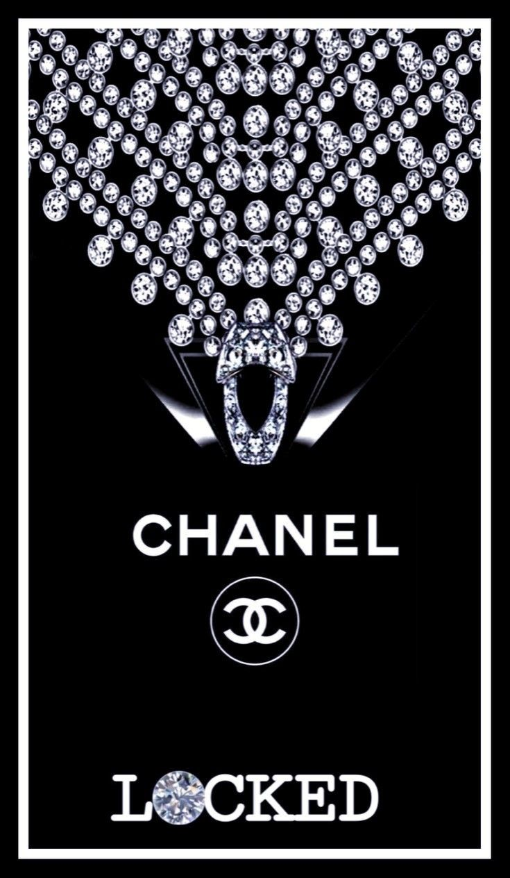 Pin By Florence Pavot On Fond D Ecran Iphone In 2020 Chanel Wallpapers Chanel Poster Coco Chanel Wallpaper