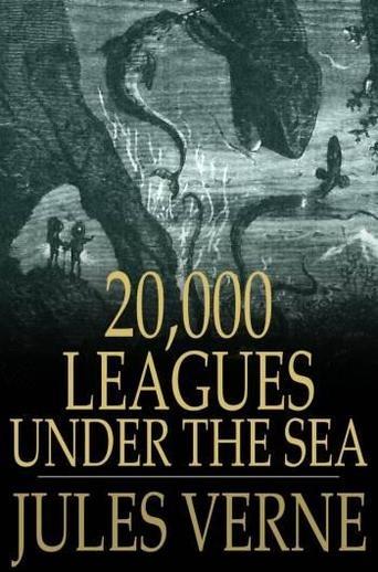 Twenty thousand leagues under the sea by jules verne essay
