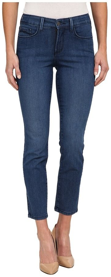 NYDJ Clarissa Ankle in Yucca Women's Jeans