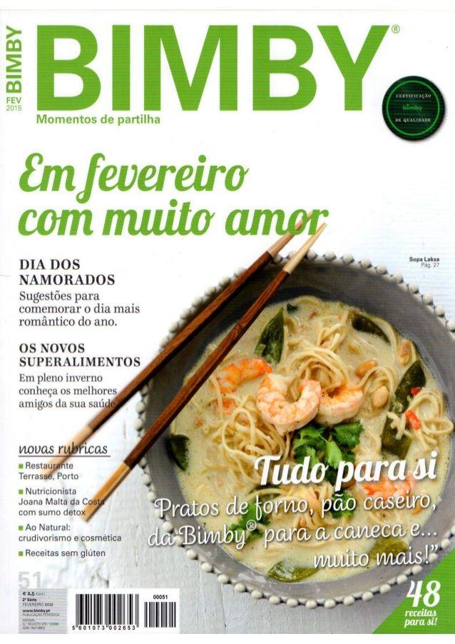 Revista Bimby Febrero 2015