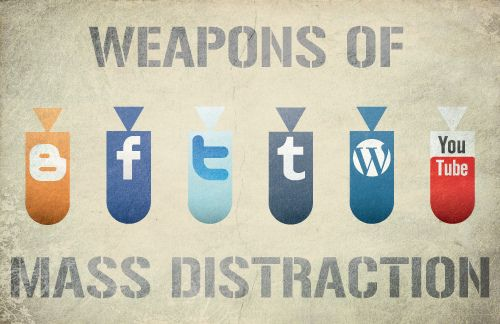 Watch out!: Sotrue, Social Media, Quote, Funny, Mass Distraction, Weapons, Truths, So True, Socialmedia