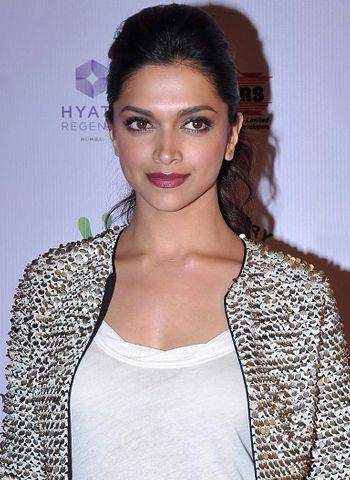 Deepika is a lucky daughter!