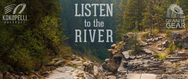 Listen to the River: En fantastisk packraftingfilm