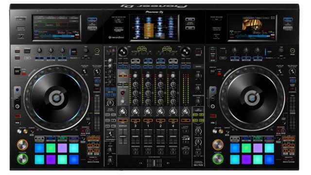 DDJ-RZX: Rekordbox DJ Video Controller