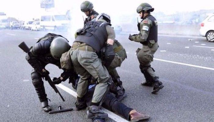 Desalojaron a piqueteros de la Panamericana: hubo gases, camiones hidrantes y detenidos: Gendarmería logró desplazar a los manifestantes de…