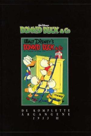 """""""Donald Duck og Co - de komplette årgangene 1953 del 3"""" av Disney"""