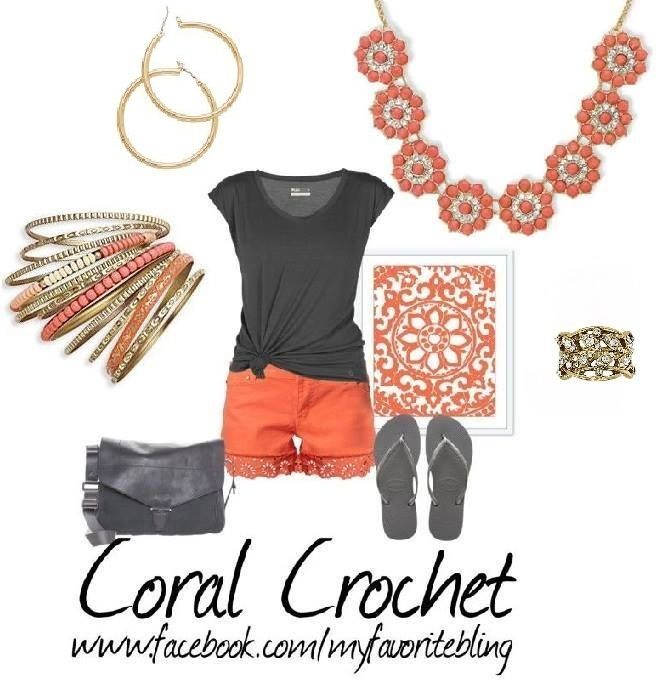 Do you LOVE coral!!!  Jump in!  It's great! http://amyrcobb.mypremierdesigns.com