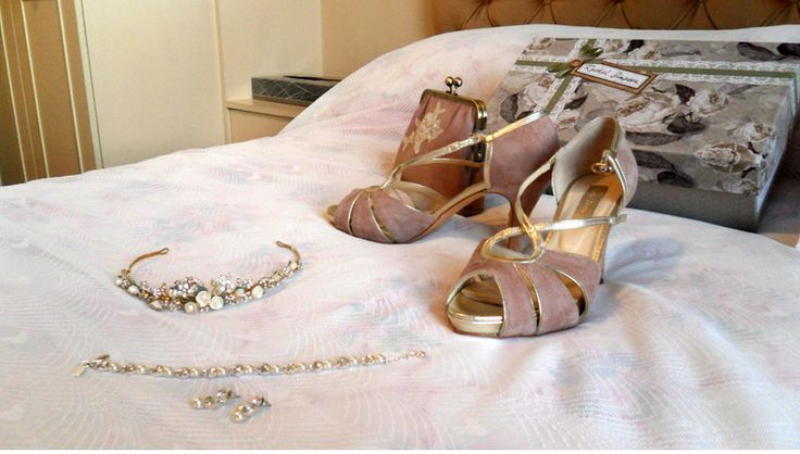 Zapatos de Novia de Rachel Simpson en EGOVOLO http://egovolo.com/tienda/rachel-simpson/1139-zapatos-de-novia-victoria-melocoton.html