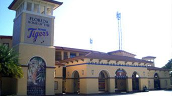 Planning a family vacation in March. No better place than Florida for some Detroit Tigers baseball.