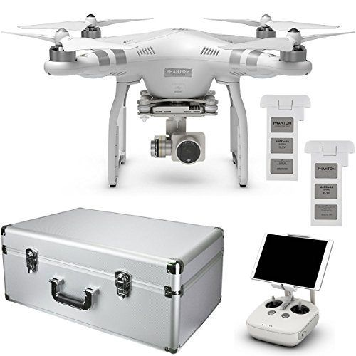 DJI Phantom 3 Advanced Quadcopter Drone 1080p Camera and 3-Axis Gimbale with Extra Battery and Custom Aluminum Case - http://www.midronepro.com/producto/dji-phantom-3-advanced-quadcopter-drone-1080p-camera-and-3-axis-gimbale-with-extra-battery-and-custom-aluminum-case/