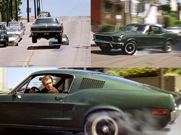 Image result for stunt car from the movie bullet