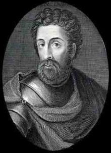 Sir William Wallace (c/1270's-1305) was instumental in securing freedom to Scotland during the Wars of Scottish Independence that began in the late 13th century AD.