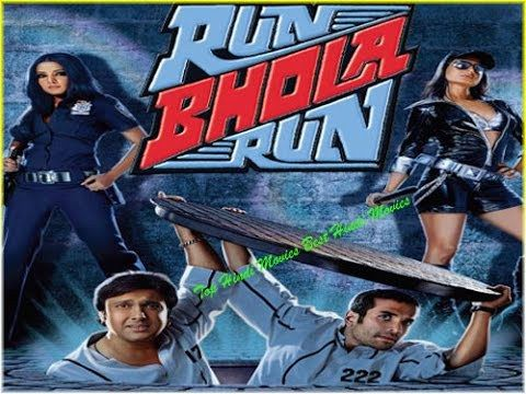 Govinda Best Hindi Bollywood Movie official trailer run bhola run. To Subscribe My Channel For More Cool Videos  This is the filmography of Govinda (born Govind Arun Ahuja[1] on 21 December 1963[2]), an Indian actor and a former politician. Govinda has received twelve Filmfare Awards...