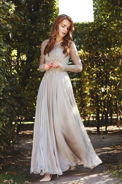 Justine suknia ślubna wedding dress