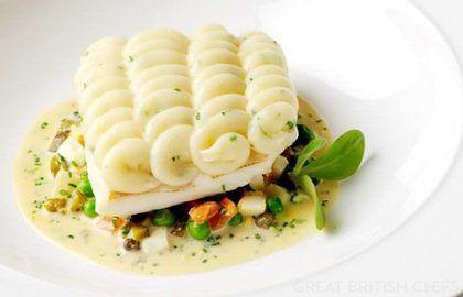 Fish Pie Recipe With Warm Tartare Sauce - Great British Chefs
