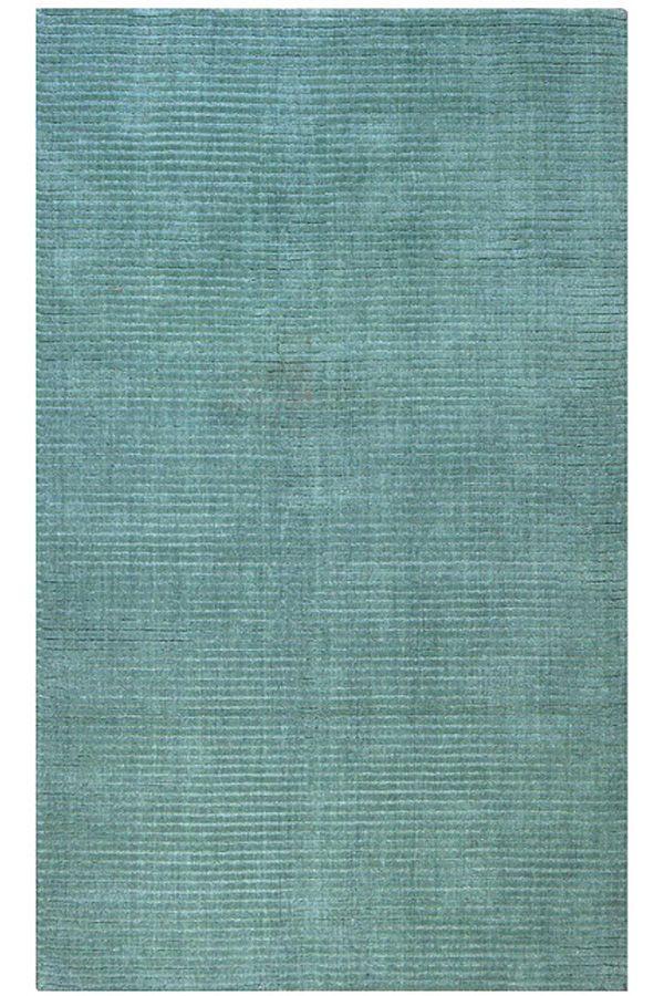 Blu Pianura Tufted a mano Tappeti TPT-08150 X 240 CM ( 5'x8′ ) | Arts of India – Italy