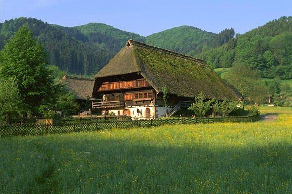 Lorenzenhof - Schwarzwälder Freilichtmuseum Vogtsbauernhof   Gutach Germany
