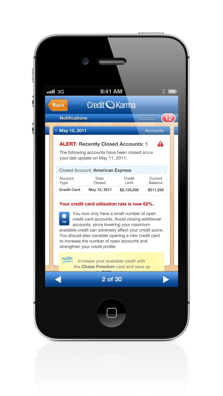 Ad take control of your creditfor free with credit