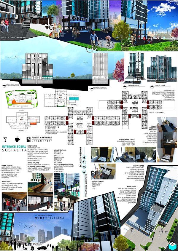 Architecture Boardboard 1 Definition Project Site