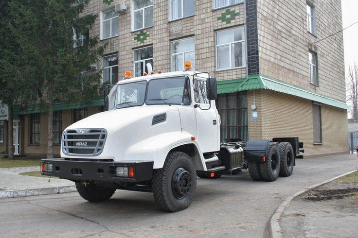 КрАЗы пользуются спросом в Казахстане и Молдове