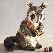 Professor Raccoon