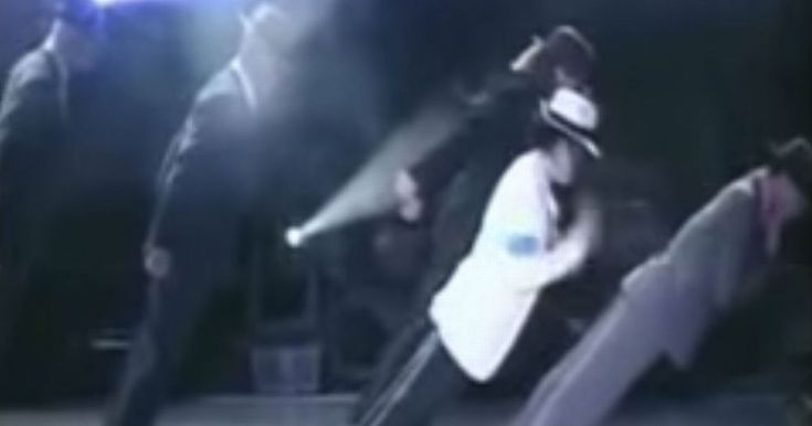 Secret behind Michael Jackson's gravity-defying dance move in Smooth Criminal finally revealed - Mirror Online